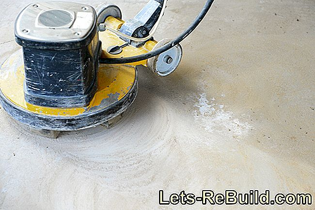 Seal anhydrite screed - is this possible?