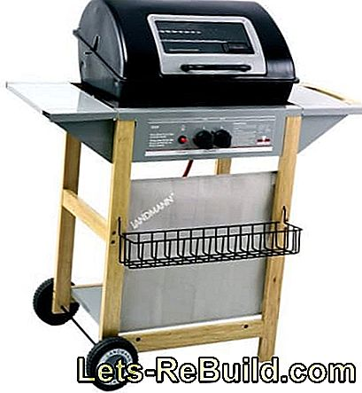 Gas Grill - Barbecue met gas op gasbarbecues: barbecue
