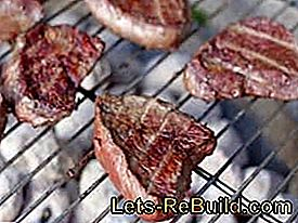 Steak barbecue - steak from the grill: beef