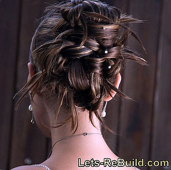 Make hairstyles: yourself