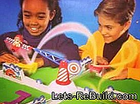 Looping Louie, Meiern and Schocken - drinking games for the New Year's Eve party: louie