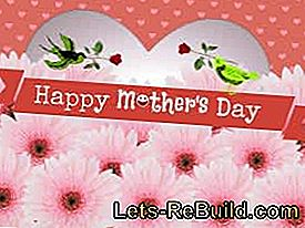Print templates for Mother's Day card for printing: mother
