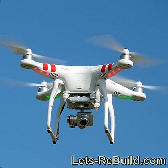 Build quadrocopters and other multicopters: drones