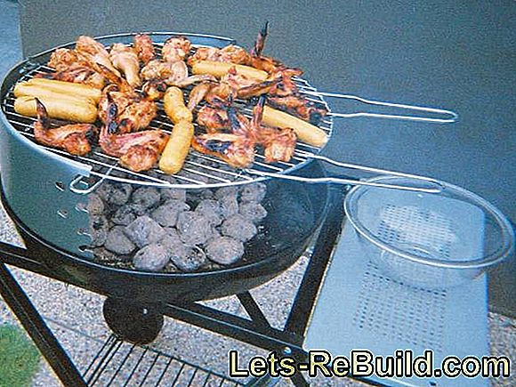 Safe grilling in the garden - so that the fun is not tarnished: garden