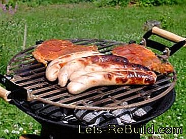 Safe grilling in the garden - so that the fun is not tarnished: barbecue