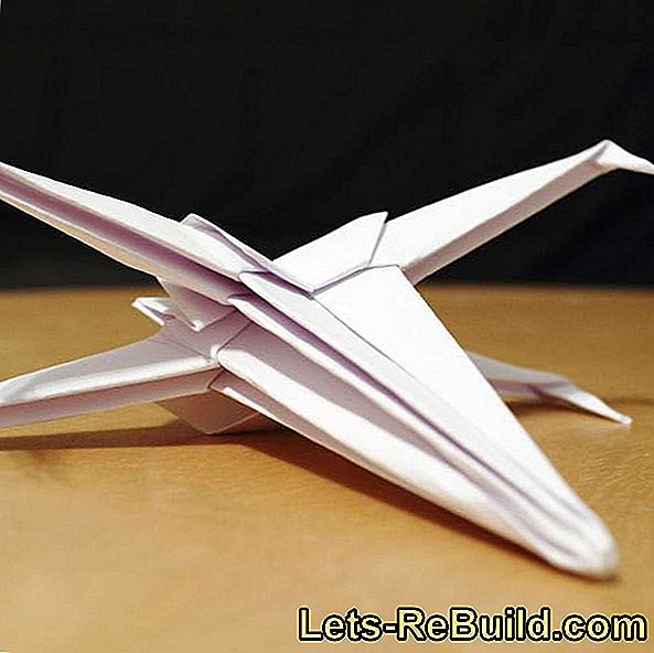 Spaceships are made of paper: instructions