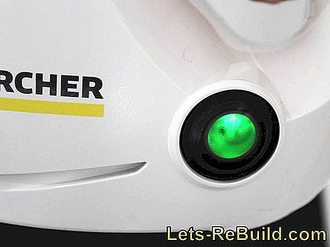 Steam Cleaner Test: Kärcher SC 1 EasyFix Premium: easyfix