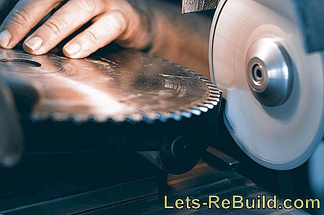 Sharpen Circular Saw Blade » Instructions In 5 Steps