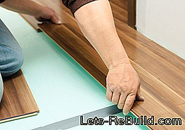 Instructions pour la pose de parquet clic