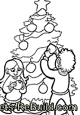 Coloring pages for Christmas and Advent: pages