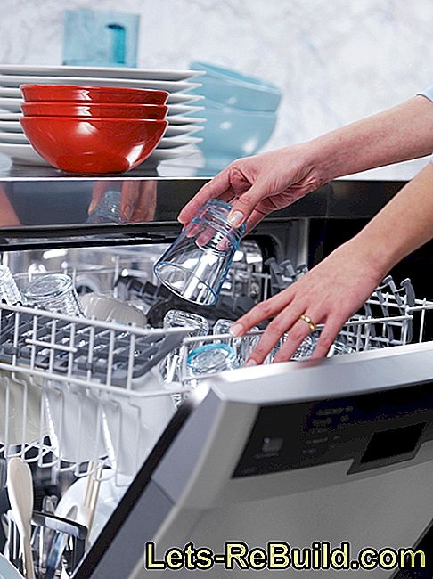 Water Consumption Of A Dishwasher » How Tall Is It?