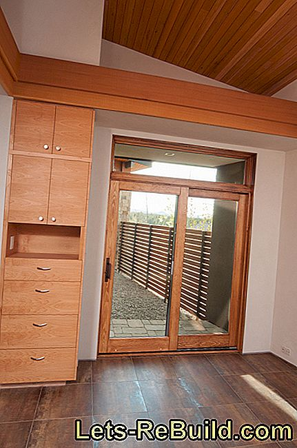 Installation Of A Sliding Door » These Costs Await You
