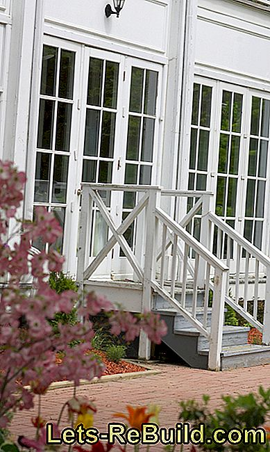 Build The Folding Door Yourself » Instructions, Tips & Tricks