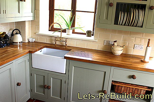 Place Drawer Under Worktop » The Options