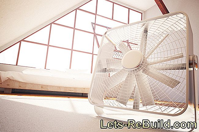 Cool a room with the fan