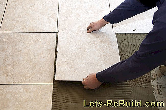 Lay floor tiles professionally