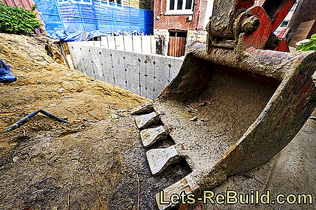 Foundation reinforcement - this is how it is done