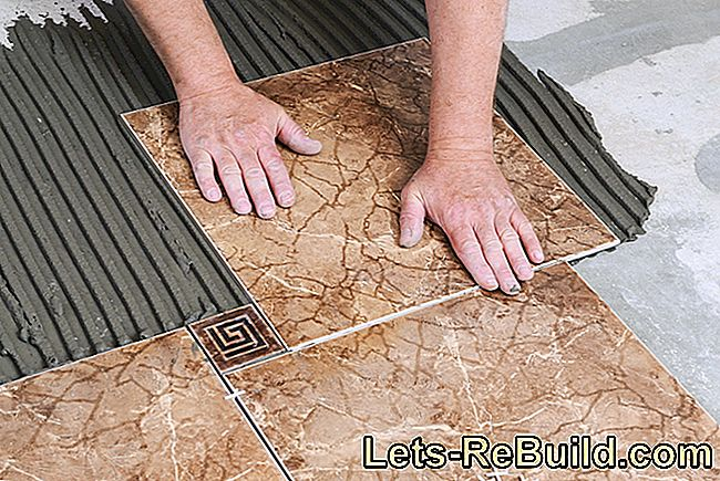 Floor Laying With Tiles » The Advantages