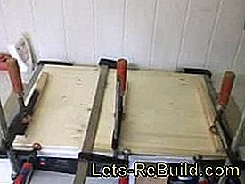 Build the bed box yourself - construction manual: yourself