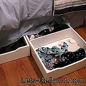 Build the bed box yourself - construction manual: manual