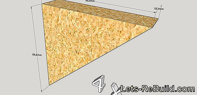 Construction manual for a clamp clamp made of OSB: manual