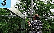 Carport with privacy screen - construction manual: screen