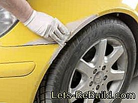 Denting: Dents remove - Hambaarstid ise: denting