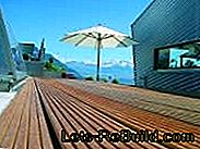 Decking Oil: terrace