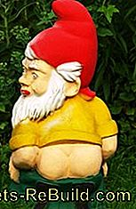 garden gnome garden decoration