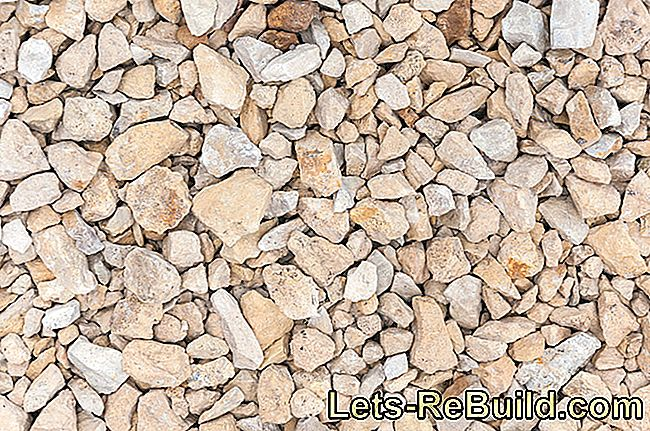 Favorable price for local limestone gravel