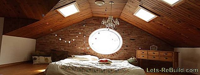 3 Clever tips to optimally furnish your attic apartment: optimally