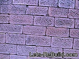 Bricks, limestone, natural stone, aerated concrete: bricks at a glance: limestone