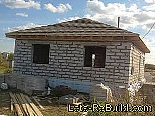 Build bungalow yourself: bungalow
