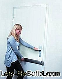 Burglary protection for doors: burglary protection for house, cellar and patio doors: burglary