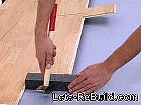 Laying finished parquet - product information and instructions: instructions