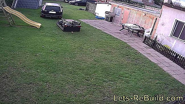 IP camera test: HiKam in outdoor and indoor: hikam