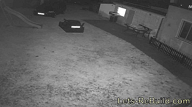 IP camera test: HiKam in outdoor and indoor: test