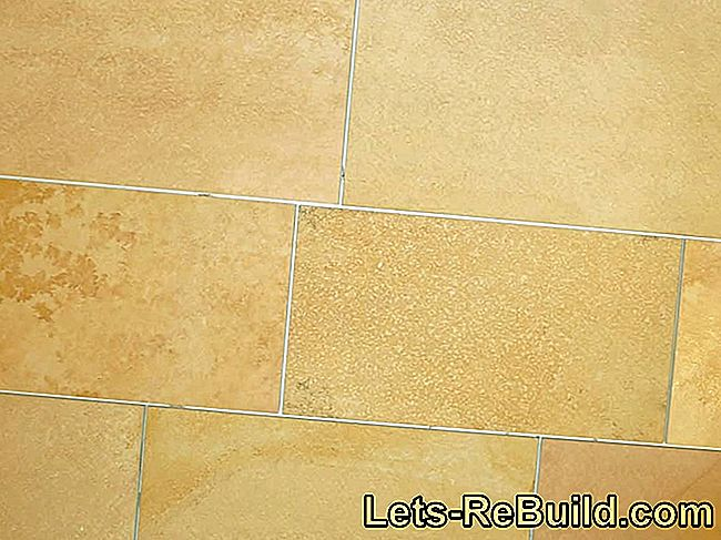 Natural stone floor and natural stone slabs: stone