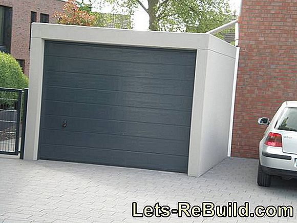 Build prefabricated garages yourself - luxury for small prices: garages