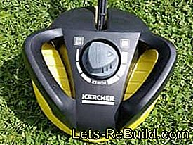 Product test: Kärcher high pressure cleaner K5 Premium: product