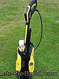 Product test: Kärcher high pressure cleaner K5 Premium: high