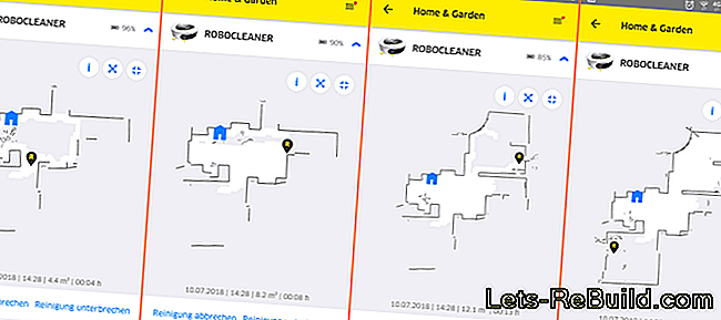 Vakuum robot test: Kärcher RoboCleaner RC 3 med app og navigation: test
