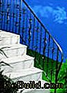 Staircase protection - railing: protection