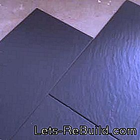 Tile abrasion classes and slip resistance: slip