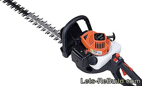 Hedge trimmer sammenligning 2018