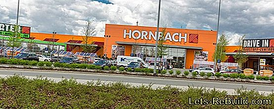 Hornbach online shop at