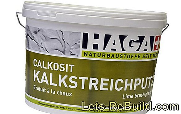 Kalkstreichputz - many advantages for living spaces