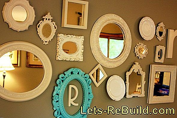 Spice Up Mirrors: Great Ideas