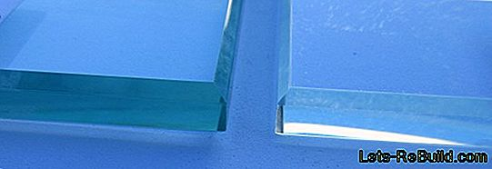 Acrylic glass vs. Glass: the differences