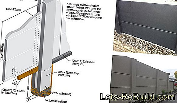 Clean Aerated Concrete » Step By Step Instructions